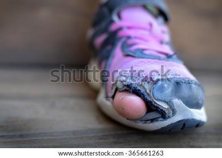 stock-photo-old-shoes-with-holes-worn-do
