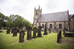 Old St Annes Church and Cemetery