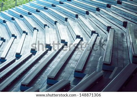 Old Stadium seats