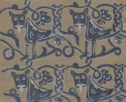 old stile lion decorative ornament