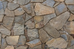 old stone masonry wall texture background, banner with irregular pattern, stone texture background detail of sand stone texture, natural slate stone background texture