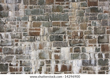 Old stone wall texture, can be used as a background
