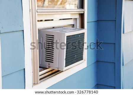 Air conditioner window image finder for Climatiseur pour fenetre a manivelle