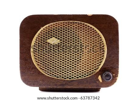 Old-styled Radio