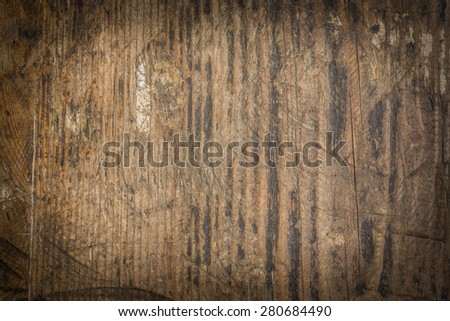 Old table close up, useful for vintage style background #280684490