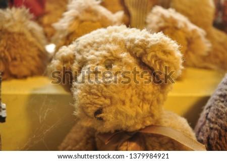 Old Teddy Bear #1379984921