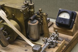 Old Telegraph for communication