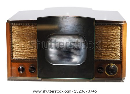 old televisions, history of televisions #1323673745