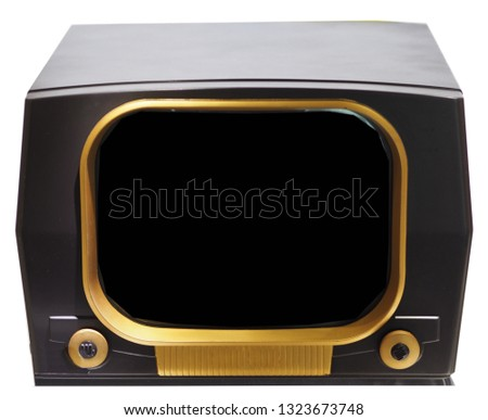 old televisions, history of televisions #1323673748