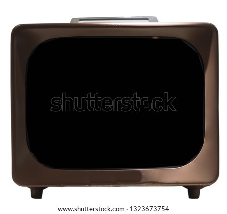 old televisions, history of televisions #1323673754