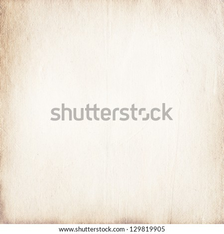 Old textured paper background, frame