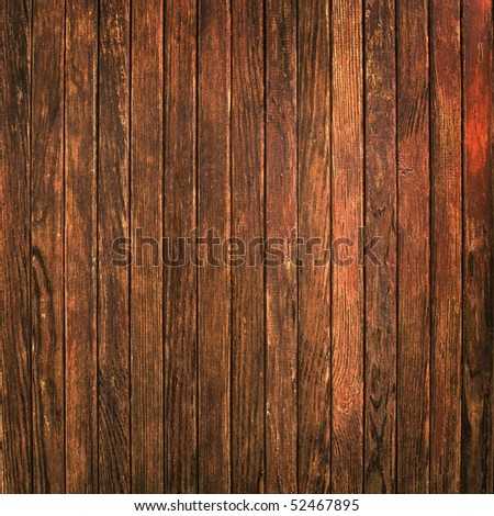 Old timber wall background