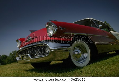 Auto oldtimer Autos Us-Cars