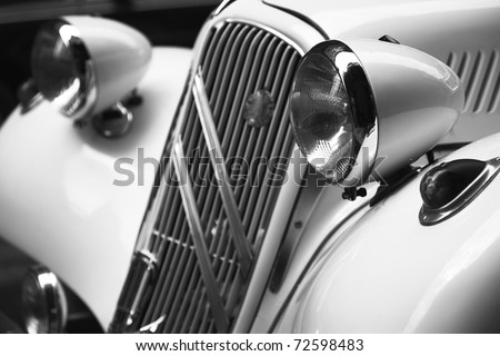 old timer automobile