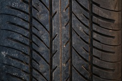 old tire textured