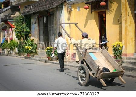 Old town , Hoi An, Vietnam