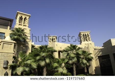 old town houses in Dubai, United Arab Emirates