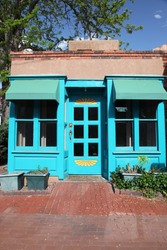 Old Town in Albuquerque New Mexico