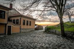Old town, Plovdiv, Bulgaria