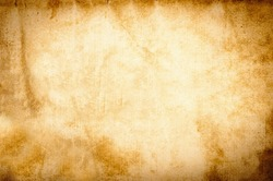 Old vintage grunge parchment brown
