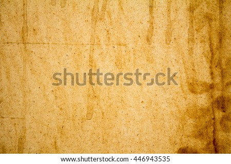 Old vintage grunge parchment brown for text or image