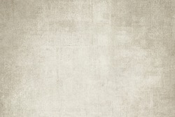 OLD VINTAGE NEWSPAPER BACKGROUND, BLANK GREY GRAINY GRUNGE PAPER TEXTURE, WEATHERED NEWSPRINT PATTERN WITH SPACE FOR TEXT