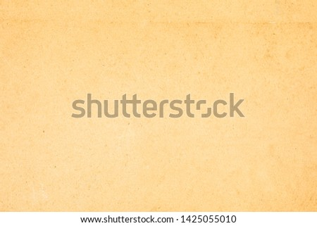Old vintage paper background, grungy texture  #1425055010