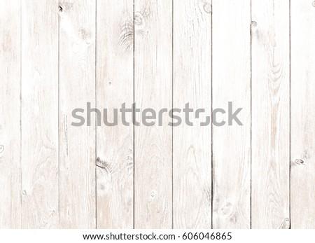 old vintage white wood planks background