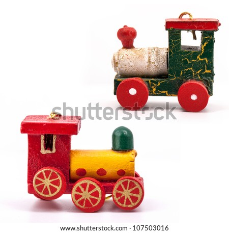 Build Wooden Small Toy Trains | Wood Project Ideas