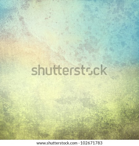 old wall as grunge texture or background
