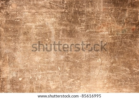 Old wall background, has a fibrous Suitable for background.