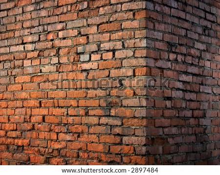Old wall Corner #2897484