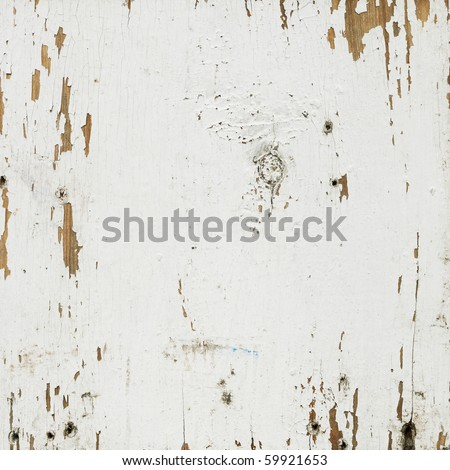 Old wall, shabby paint as background