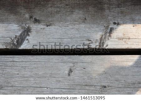 old weathered grey wood planks #1461513095