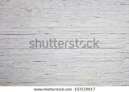 old white brick texture