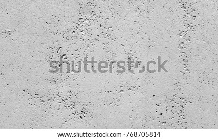 old white concrete blank wall background texture, weathered white cement wall texture, grunge #768705814