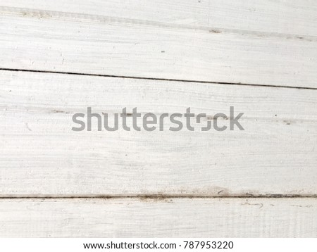 Old white wood texture background #787953220