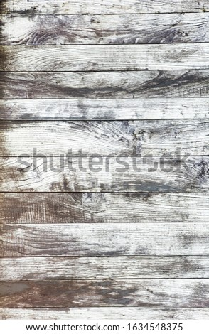old white wooden boards, horizontal boards