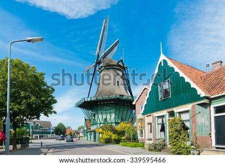 Old windmill \