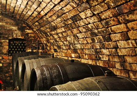 Old Wine Cellar #95090362