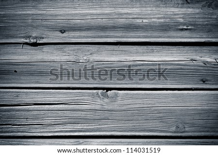 Old wood cracked texture background