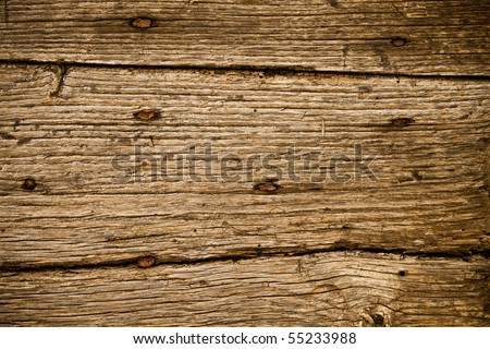 Old wood detail