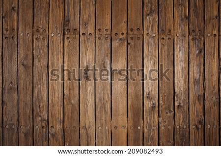 Old Wood Flooring On A Pier In San Francisco Ez Canvas