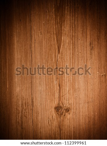 old wood panels used as background