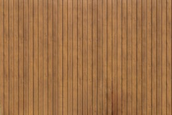 Old wood plank texture background. close up of wall made of wooden planks. Wood panels can be used as wallpaper