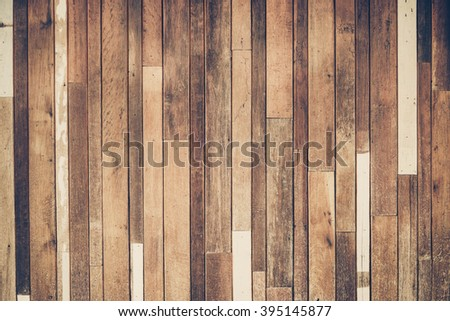 Shutterstock Old wood plank wall background