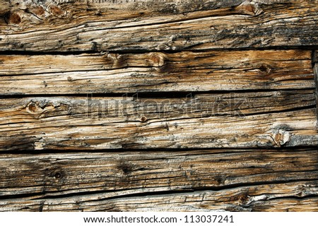 old wood texture as a background