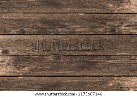 old wood texture background. Abstract background, empty template. Top view.