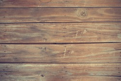 Old wooden background from boards. Wooden table or floor.