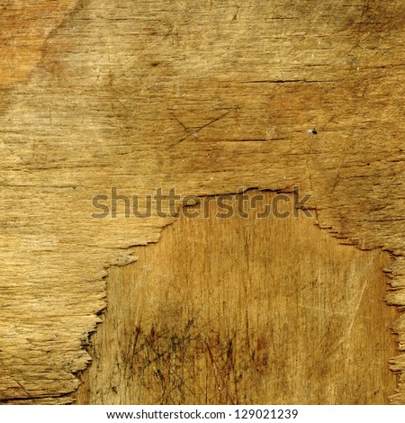 old wooden brown textured background